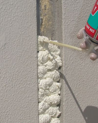 Construction foam