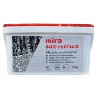 Flexible waterproofing for wet rooms Mira 4400 multicoat 15 kg
