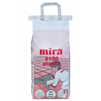 Self-leveling adhesive for large size tiles Mira 3150 planfix 15 kg