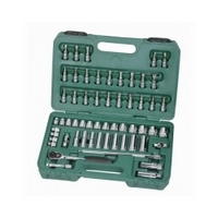 "58PC. 3/8"" DR. SOCKET SET (METRIC) - SATA 09004"