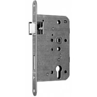 Mortise fire-resistant lock BMH 1000