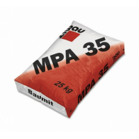 Lime-cement plaster Baumit MPA 35 25 kg