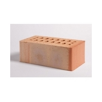 Solid building brick