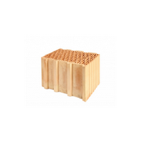 Ceramic block LODE KERATERM 38 250x380x238 mm