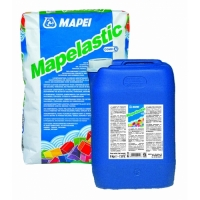 Waterproofing MAPEI MAPELASTIC (two component)