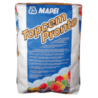 Mapei Topcem pronto cementitious screed