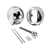 Thumbturn accessory set for scandinavian cylinder Dorma