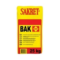 Adhesive and reinforcing mortar SAKRET BAK 25kg