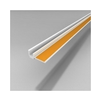 PVC window profile 9 mm