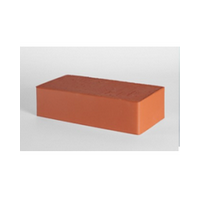 Red solid building brick М250
