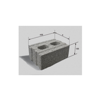 Clay blocks FIBO PLUS 200, 3MPa