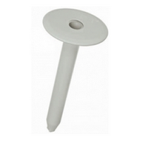 LINO Dowel plate for flat roof fastening