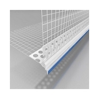 VLT PVC window profile with mesh