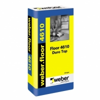 Self-levelling floor mix Weber Vetonit 4610 25 kg