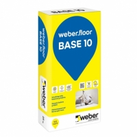 Cement mortar Weber Floor Base 10 25 kg