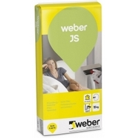 Putty dry mix Weber JS 15 kg